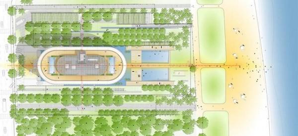 Site Plan, Image Courtesy © RPBW