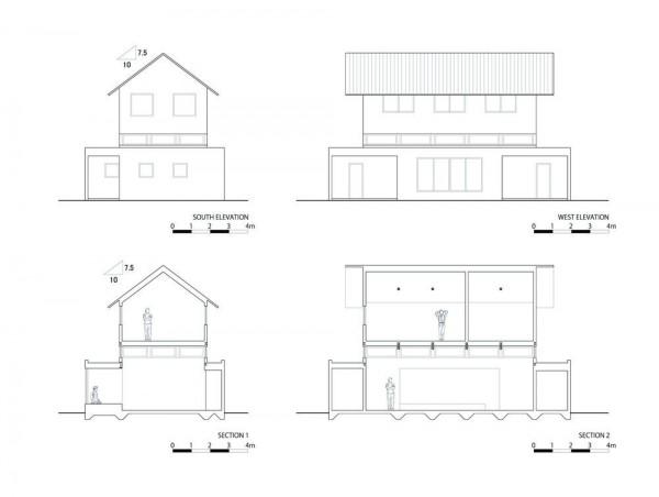 Image Courtesy © Shuhei goto architects