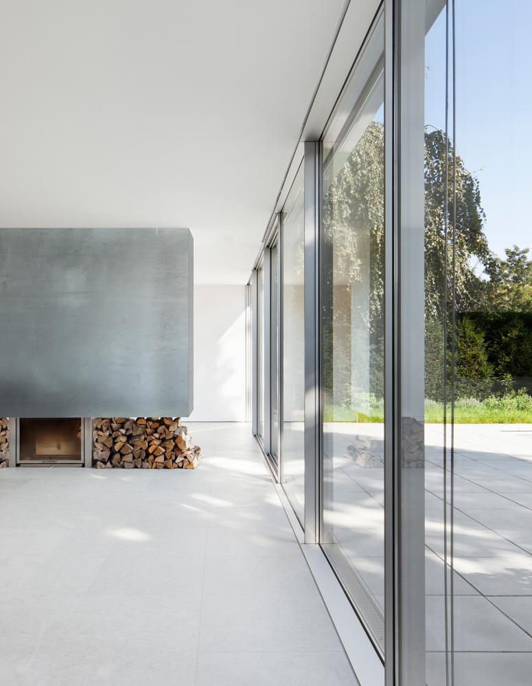 House k in d sseldorf germany by architekten wannenmacher - Architekten in dusseldorf ...