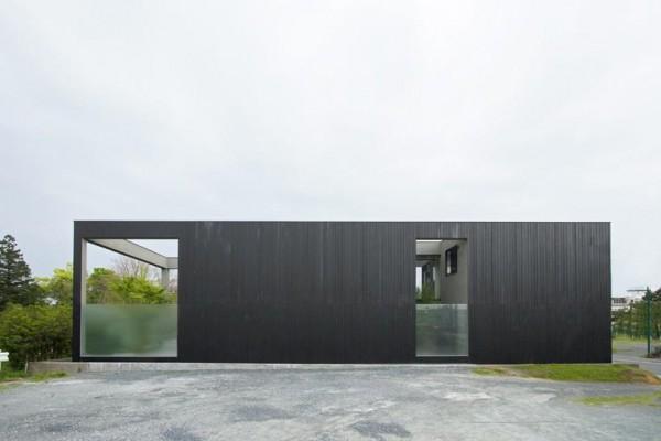 northern exterior, Image Courtesy © Motoo Nakagawa