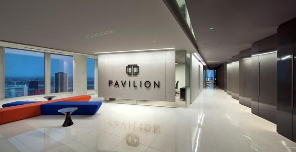 Reception area, Image Courtesy © Claude-Simon Langlois