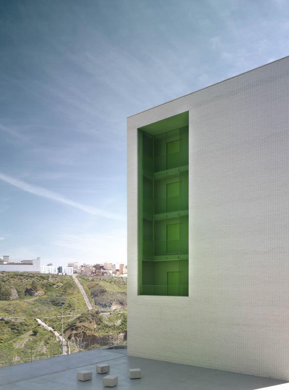 Image Courtesy © SV60 Cordón & Liñán Arquitectos