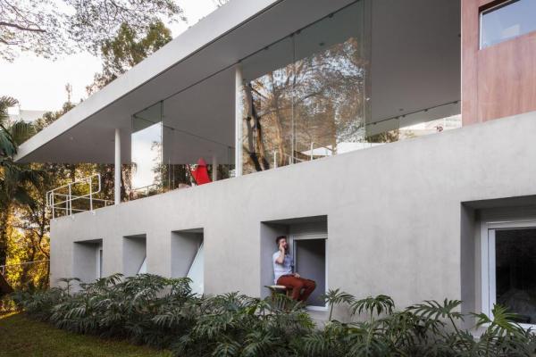 Image Courtesy © FGMF Architects