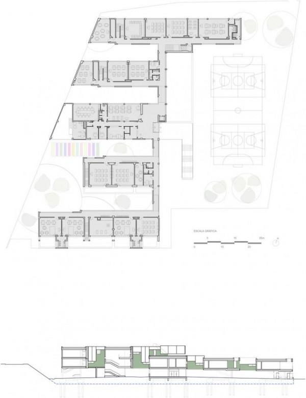 Image Courtesy © Territori24 architecture and urbanism ,s.l.p.
