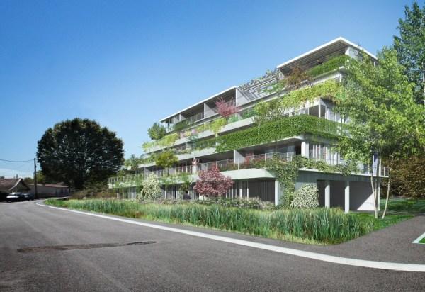 Image Courtesy © Christophe Hutin Architecture