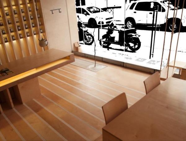 Image Courtesy © Georges Batzios Architects
