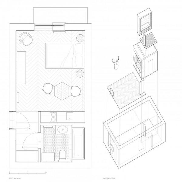 Image Courtesy © Blackhaus Karol Cieplinski Architekt