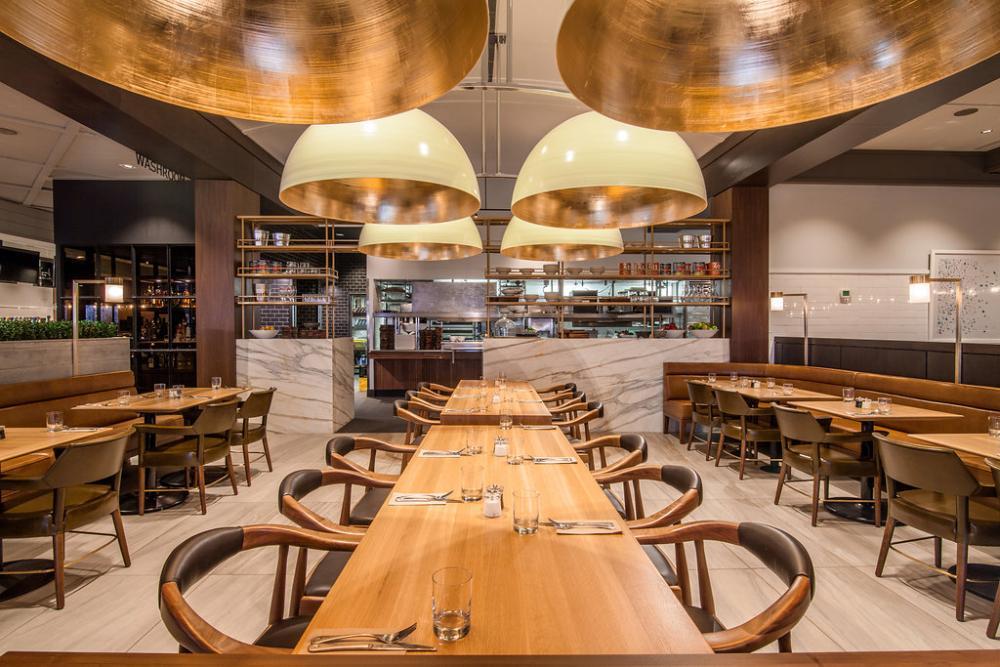 Earls Kitchen Bar Crossroads In Edmonton Canada By Mckinley