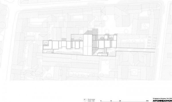 Image Courtesy © Antonini Darmon architectes urbanistes