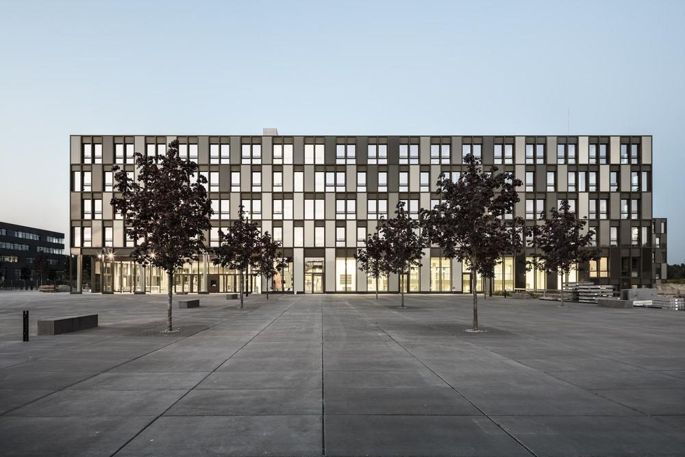 Architekten Bielefeld of applied sciences in bielefeld germany by auer