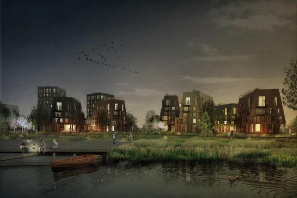 Image Courtesy © C.F. Møller Architects