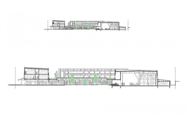 Image Courtesy © Chartier Dalix Architectes
