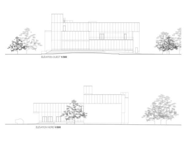 Image Courtesy © Les architectes FABG