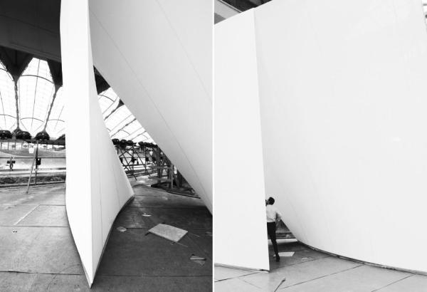 Full-scale mock-up, Image Courtesy © KANVA