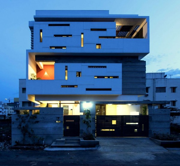Image Courtesy © Murali Architects