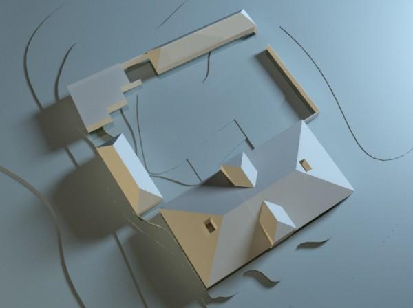 Image Courtesy © David Nossiter Architects