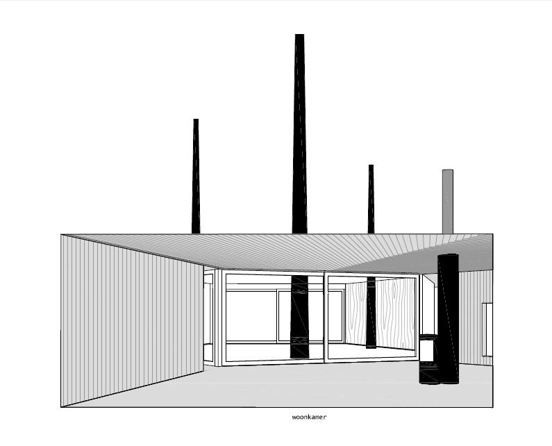 House Bm At M In Ghent Belgium By Architecten De Vylder Vinck