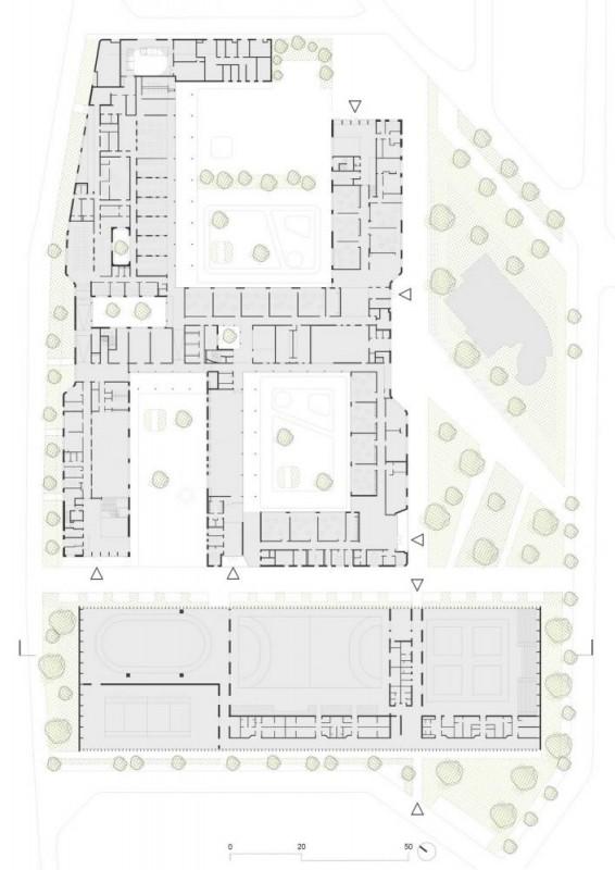 Image Courtesy © Gaëtan Le Penhuel & Associés - Architectes
