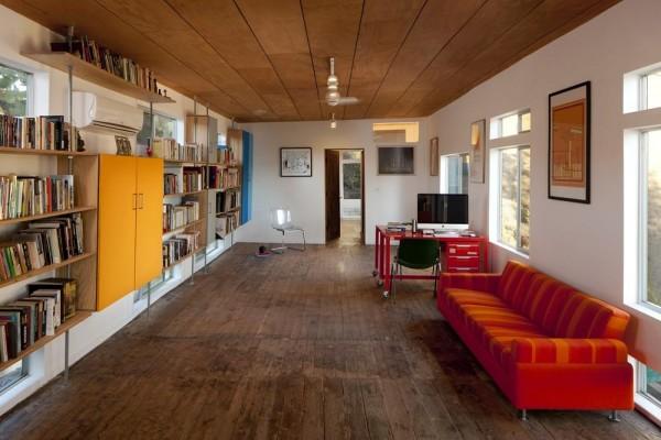 Work Space, Image Courtesy © Jeremy Levine Design