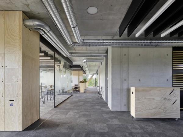 Image Courtesy © SCOPE Architekten