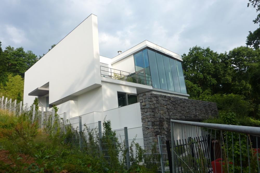 Villa Freiburg house in freiburg germany by waro kishi k