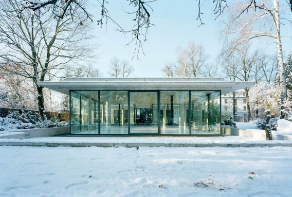 Image Courtesy © Modersohn & Freiesleben Architekten BDA
