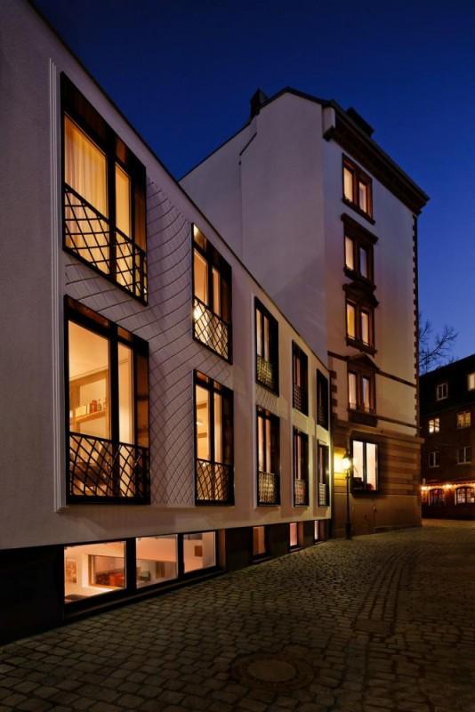libertine lindenberg in frankfurt germany by franken. Black Bedroom Furniture Sets. Home Design Ideas