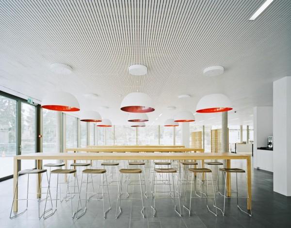 restaurant, Image Courtesy © Brigida González Fotografie