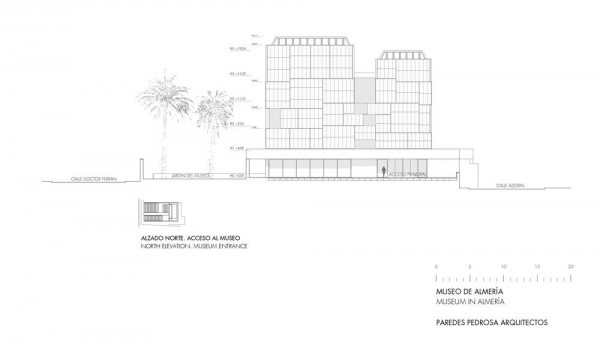 Image Courtesy © Paredes Pedrosa Arquitectos