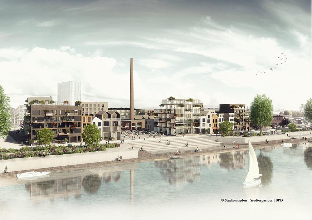The Melkfabriek in Arnhem, The Netherlands by Studioninedots