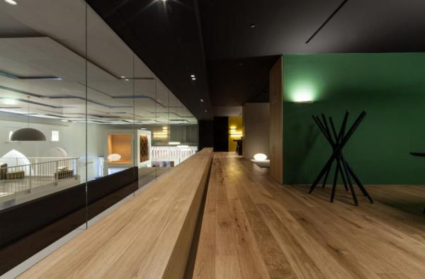 Image Courtesy © Didonè Comacchio Architects