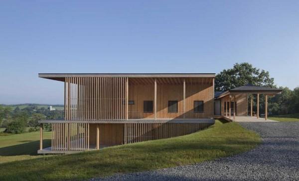 Image Courtesy © Hanrahan Meyers Architects LLP