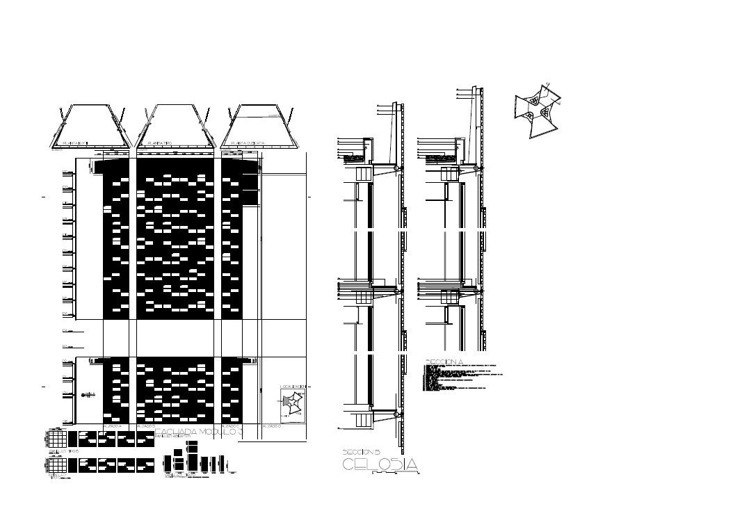 Cube Tower in Guadalajara, Mexico by Estudio Carme Pinós