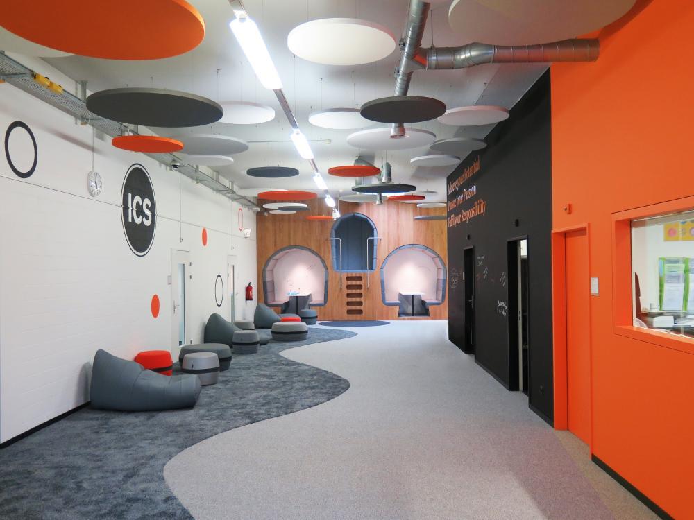 Image Courtesy C Evolution Design And Inter Community School Zurich