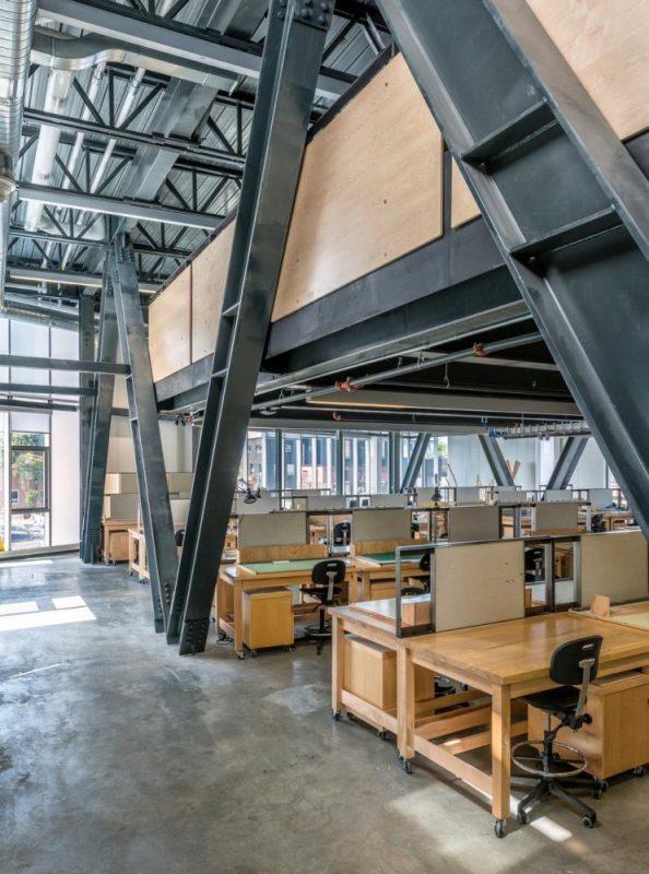 McEwen School Of Architecture In Sudbury, Canada By LGA