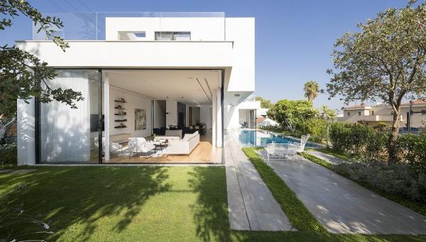 Lb House In Rishon Lezion Isreael By Shachar Rozenfeld