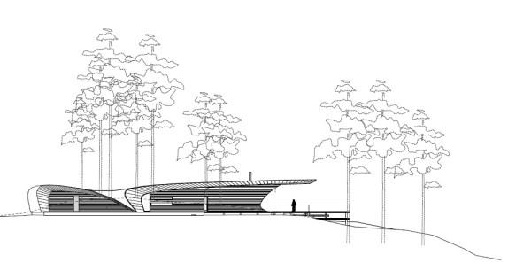 archshowcase wave house in mikkeli finland by polar. Black Bedroom Furniture Sets. Home Design Ideas