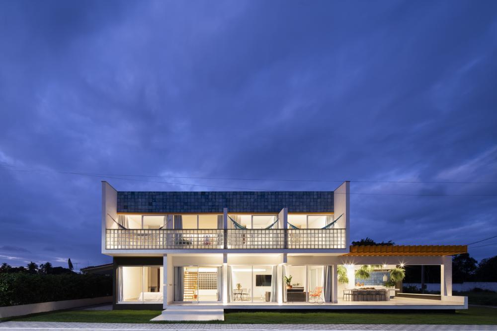 M 16 House In Pernambuco, Brazil By NEBR Architecture