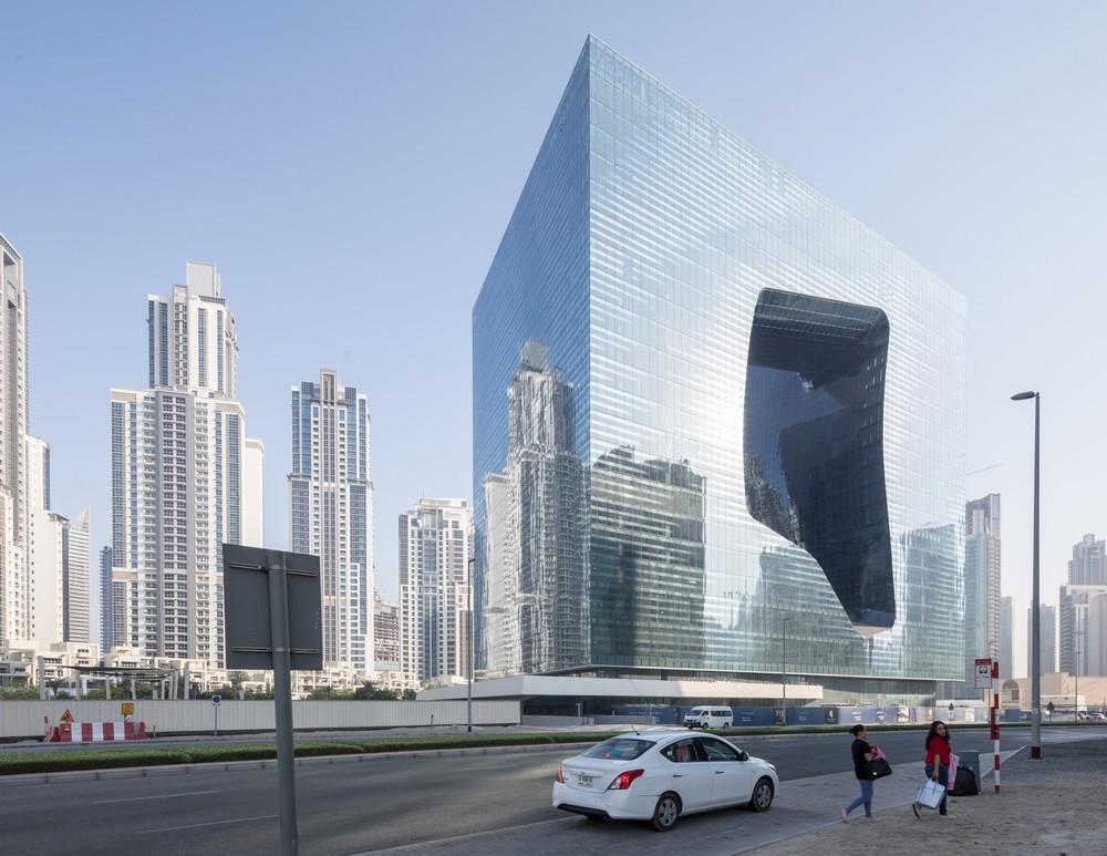 Aeccafe Archshowcase Opus In Dubai By Zaha Hadid Architects