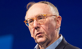 Jack Dangermond, CEO and President of Esri