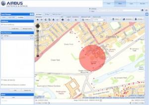 Airbus MOJ Tracker