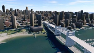 Autodesk City of Vancouver InfraWorks