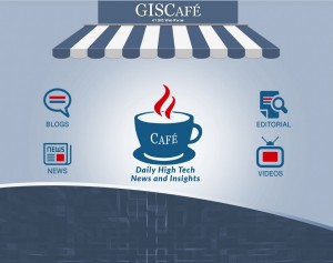 GISCafe booth