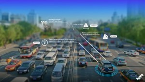 HERE Intelligent Driving - Traffic probe data combined with sensor technology can make driving safer
