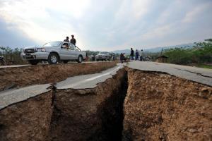 Tremors from the Myanmar quake were felt across India. - IBTimes