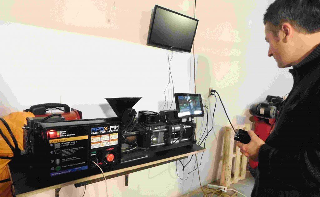 MCADCafe: APSX Bringing Injection Molding To The Desktop