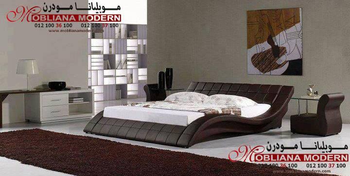 2014 صور غرف نوم مودرن جرار 2014 أرخص أسعار الأثاث المودرن