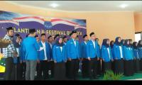 Pengurus Cabang PMII Metro 2018-2019 Resmi Dilantik
