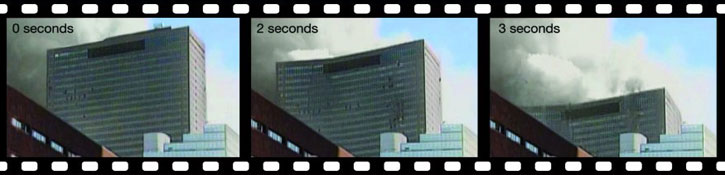 WTC Building 7 also fell on 9/11 in an obvious (super-) controlled demolition