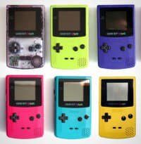 Gameboy Color Teal | www.imgkid.com - The Image Kid Has It!